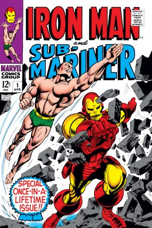 Iron Man and the Sub-Mariner #1