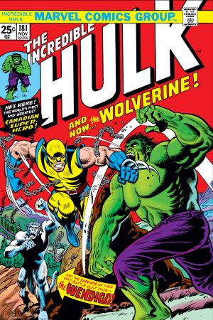 Incredible Hulk (1962) #181