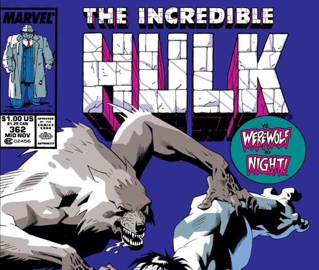 Incredible Hulk (1962) #362