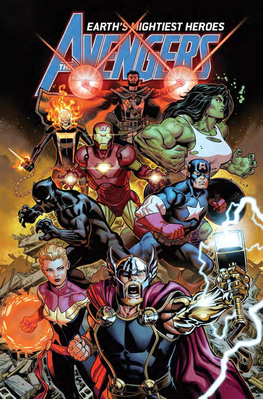 AVENGERS BY JASON AARON VOL. 1: THE FINAL HOST TPB MCGUINNESS COVER (Trade Paperback)