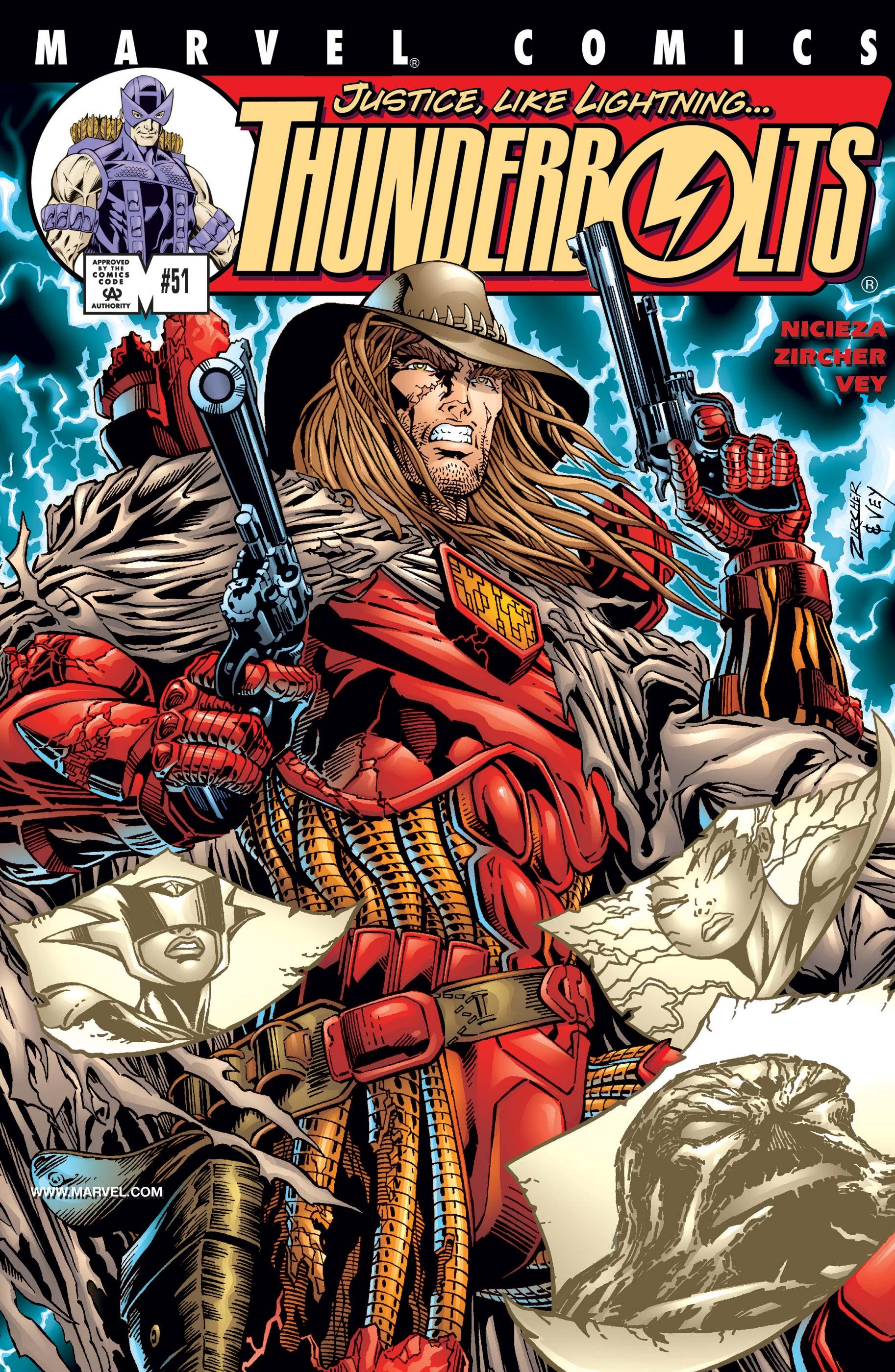 Thunderbolts (1997) #51