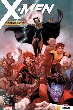 X-Men Gold Vol. 7: Godwar (Trade Paperback)