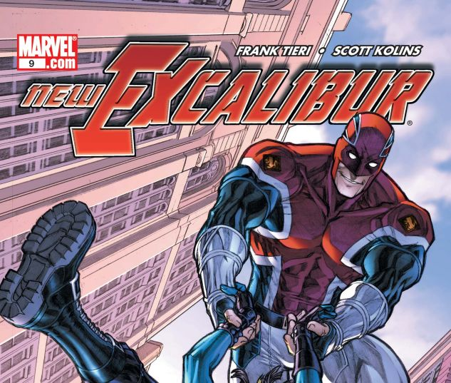 NEW EXCALIBUR (2005) #9