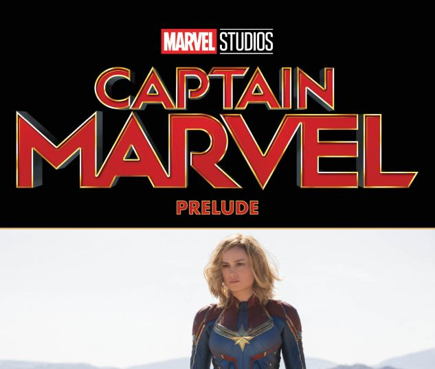 cover from MARVEL'S CAPTAIN MARVEL PRELUDE TPB (2019) #1