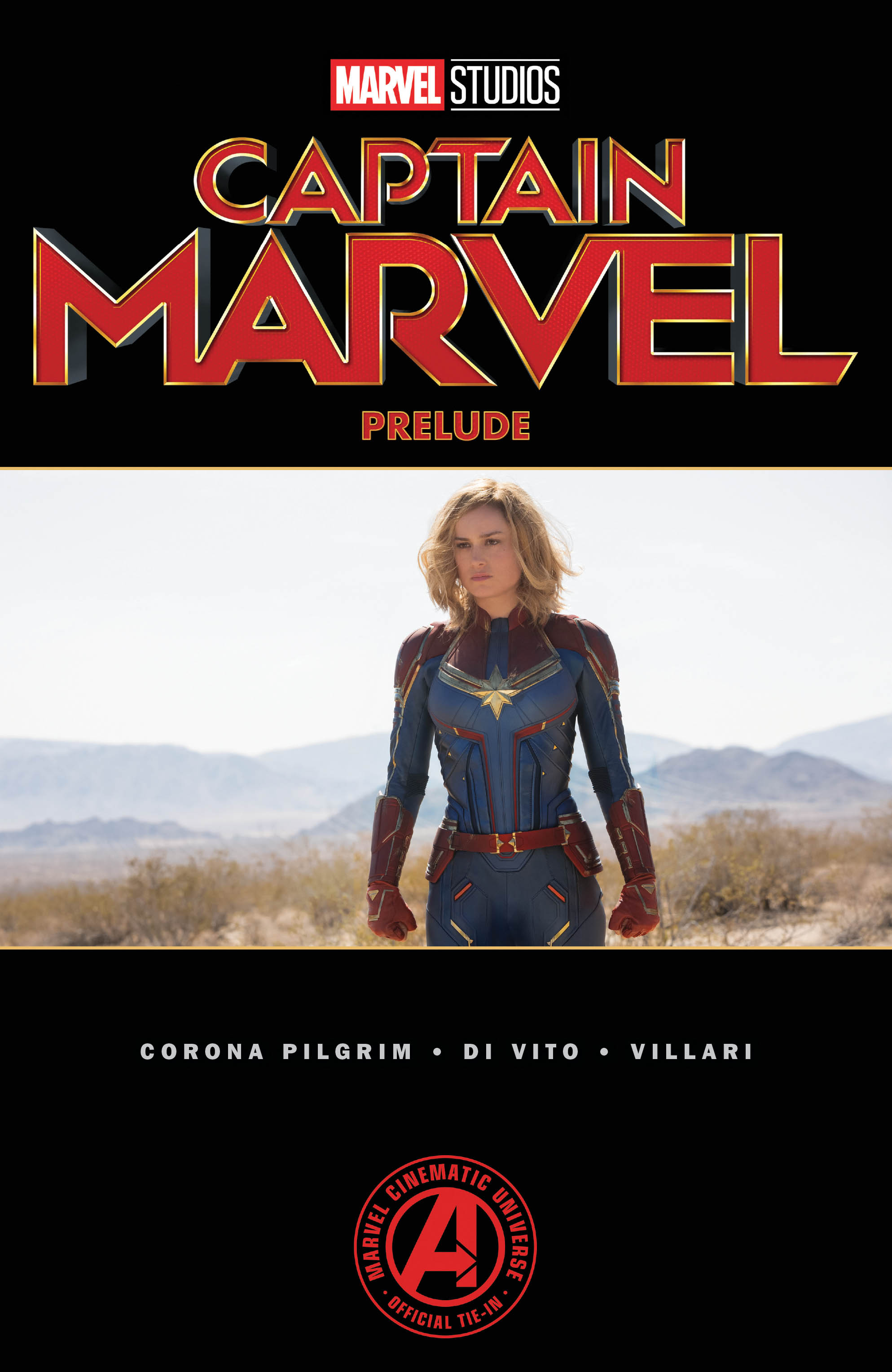 Marvel's Captain Marvel Prelude (Trade Paperback)
