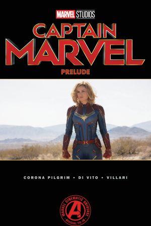 Marvel's Captain Marvel Prelude (Trade Paperback)