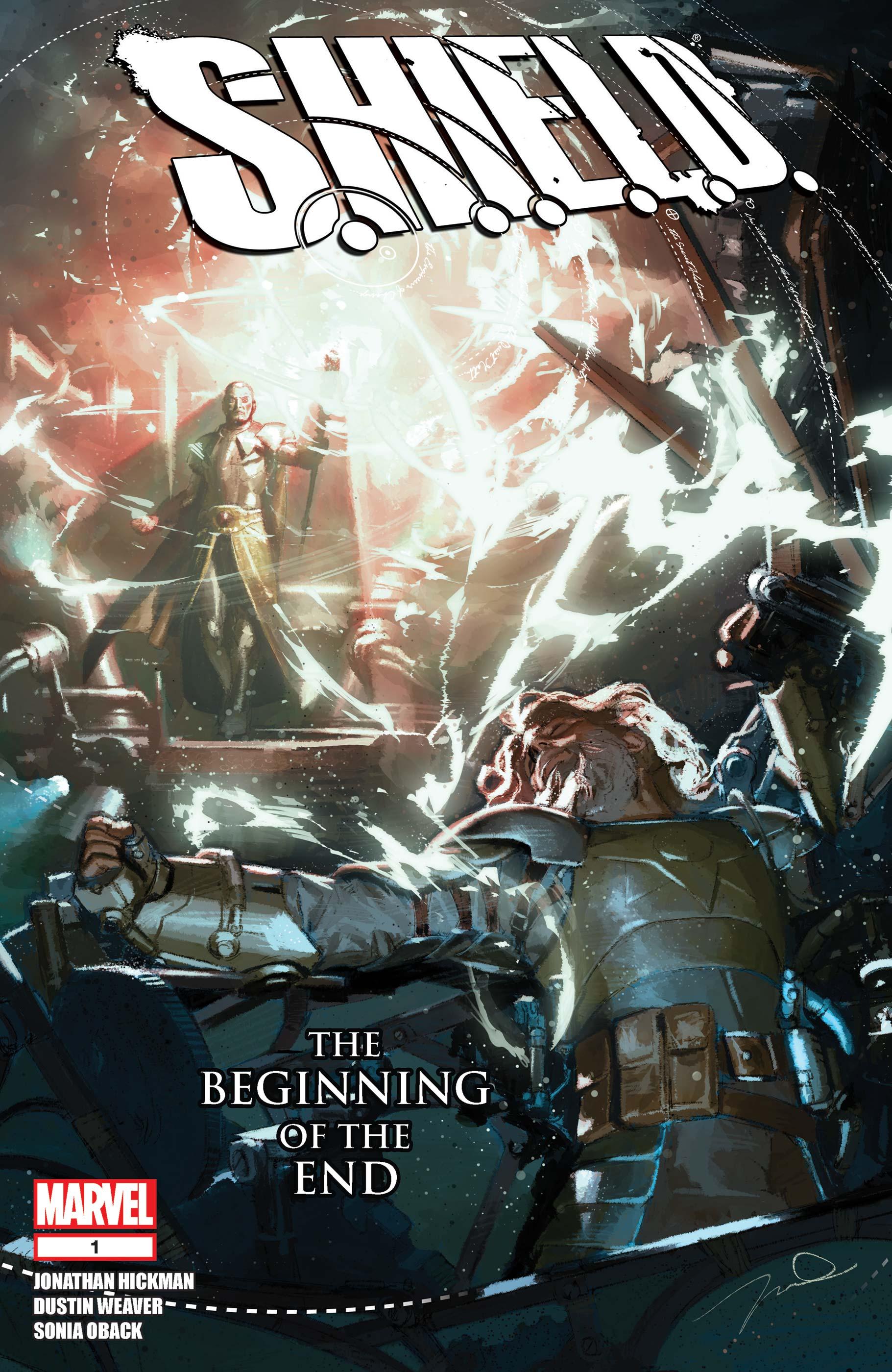 S.H.I.E.L.D. (2011) #1