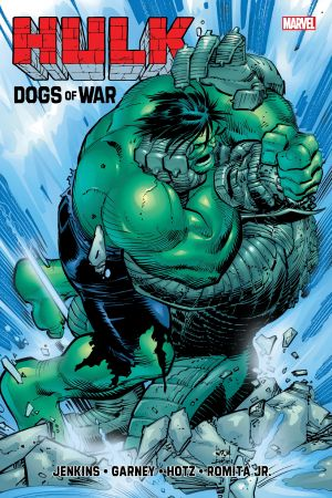 Hulk: The Dogs Of War (Hardcover)
