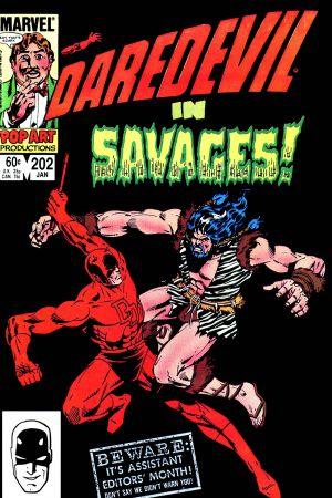 Daredevil #202