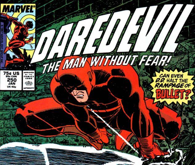 Daredevil (1964) #250