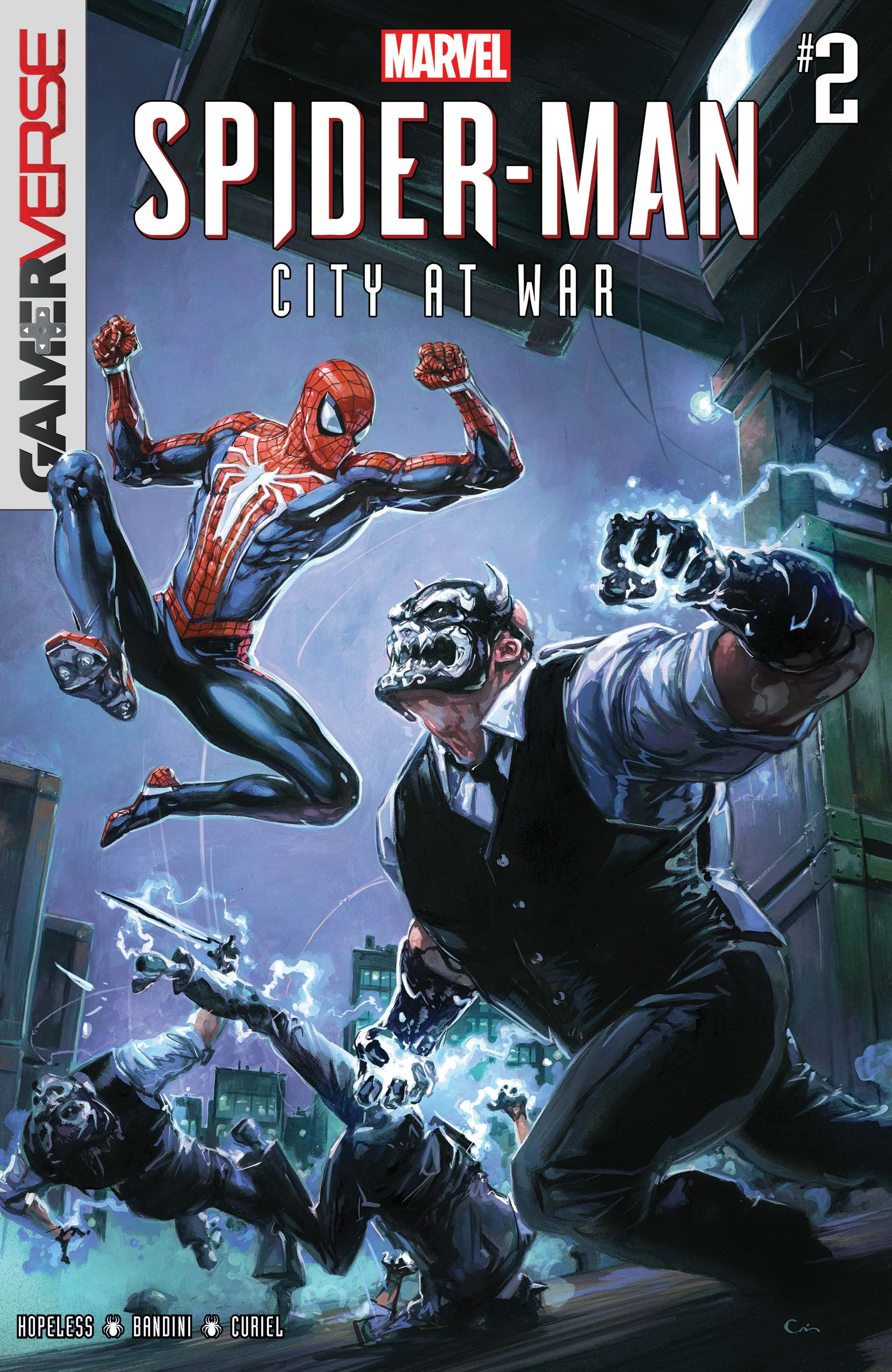 Marvel's Spider-Man: City at War (2019) #2