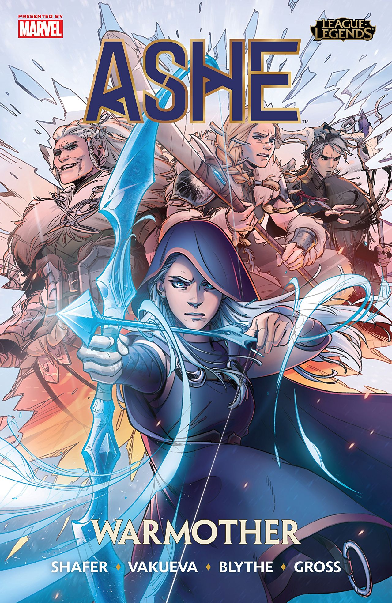 League Of Legends: Ashe - Warmother (Trade Paperback)