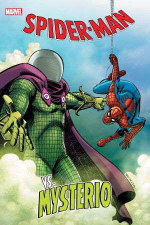 Spider-Man VS. Mysterio (Trade Paperback)