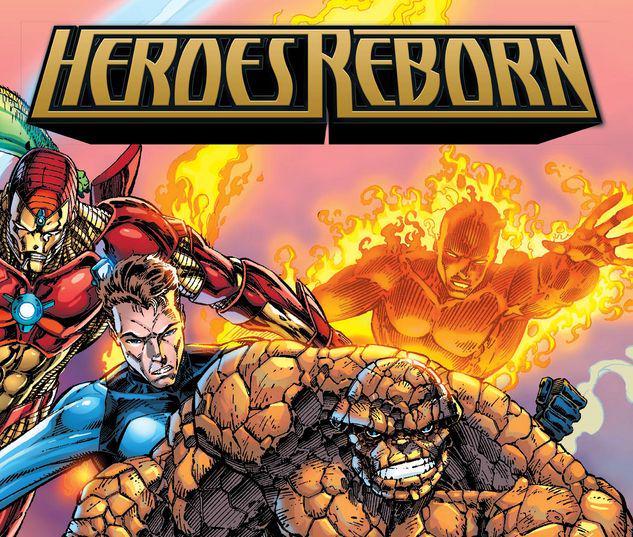 HEROES REBORN OMNIBUS HC #1