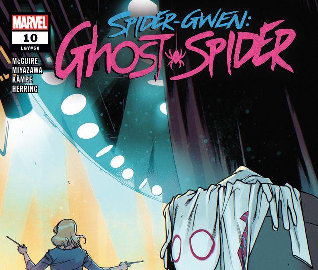 Spider-Gwen: Ghost-Spider #10