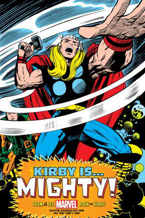 Kirby Is... Mighty! King-Size (Hardcover)