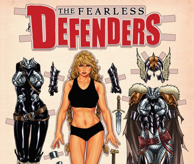 FEARLESS DEFENDERS (2013) #4