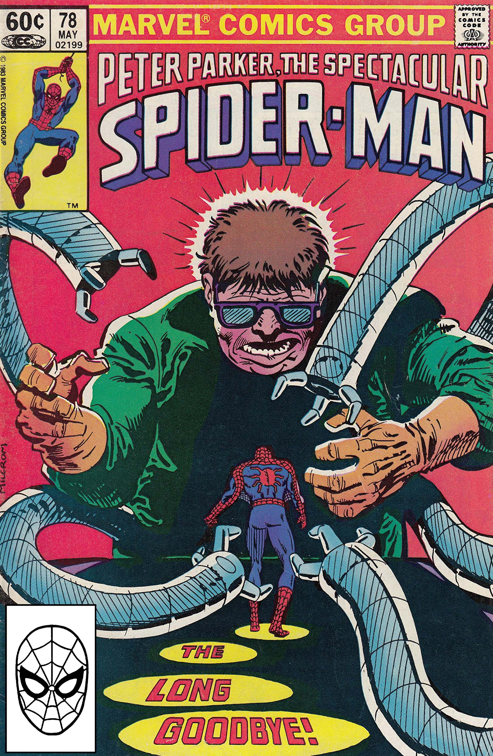 Peter Parker, the Spectacular Spider-Man (1976) #78