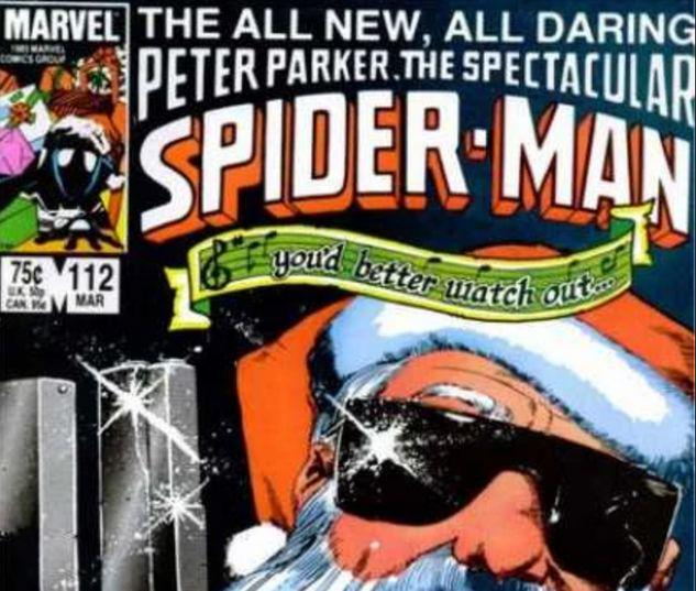 Peter Parker, the Spectacular Spider-Man #112
