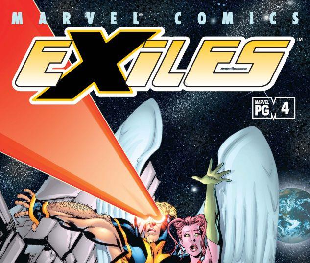 EXILES (2001) #4