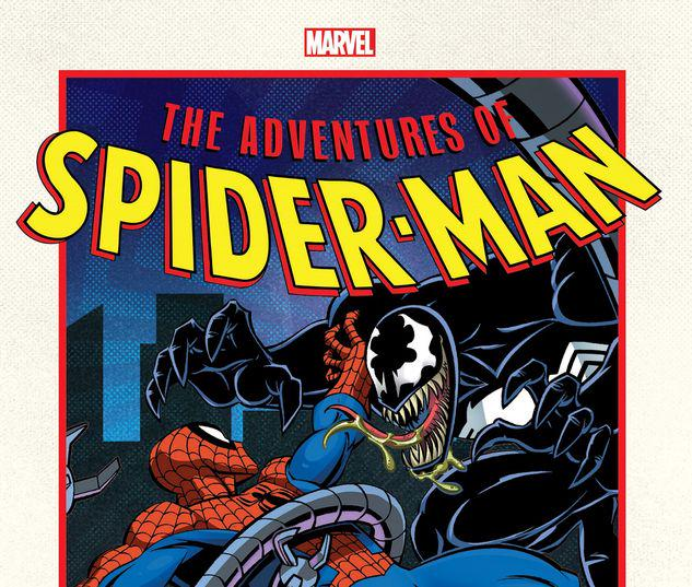 ADVENTURES OF SPIDER-MAN: SPECTACULAR FOES GN-TPB #1