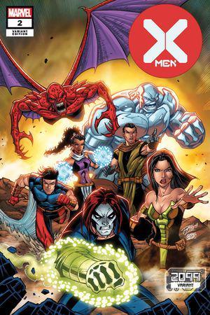 X-Men (2019) #2 (Variant)