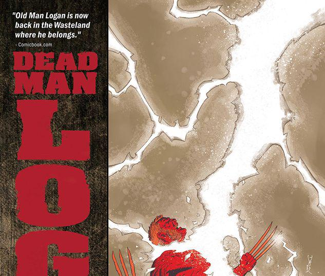 DEAD MAN LOGAN VOL. 2: WELCOME BACK, LOGAN TPB #2