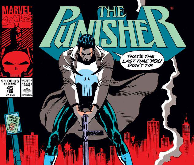 The Punisher #45
