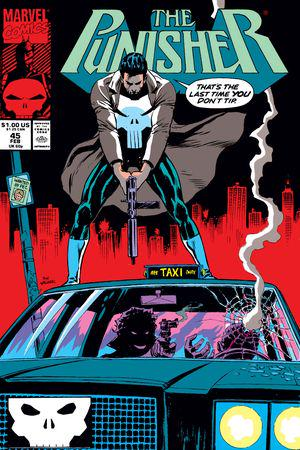 The Punisher (1987) #45