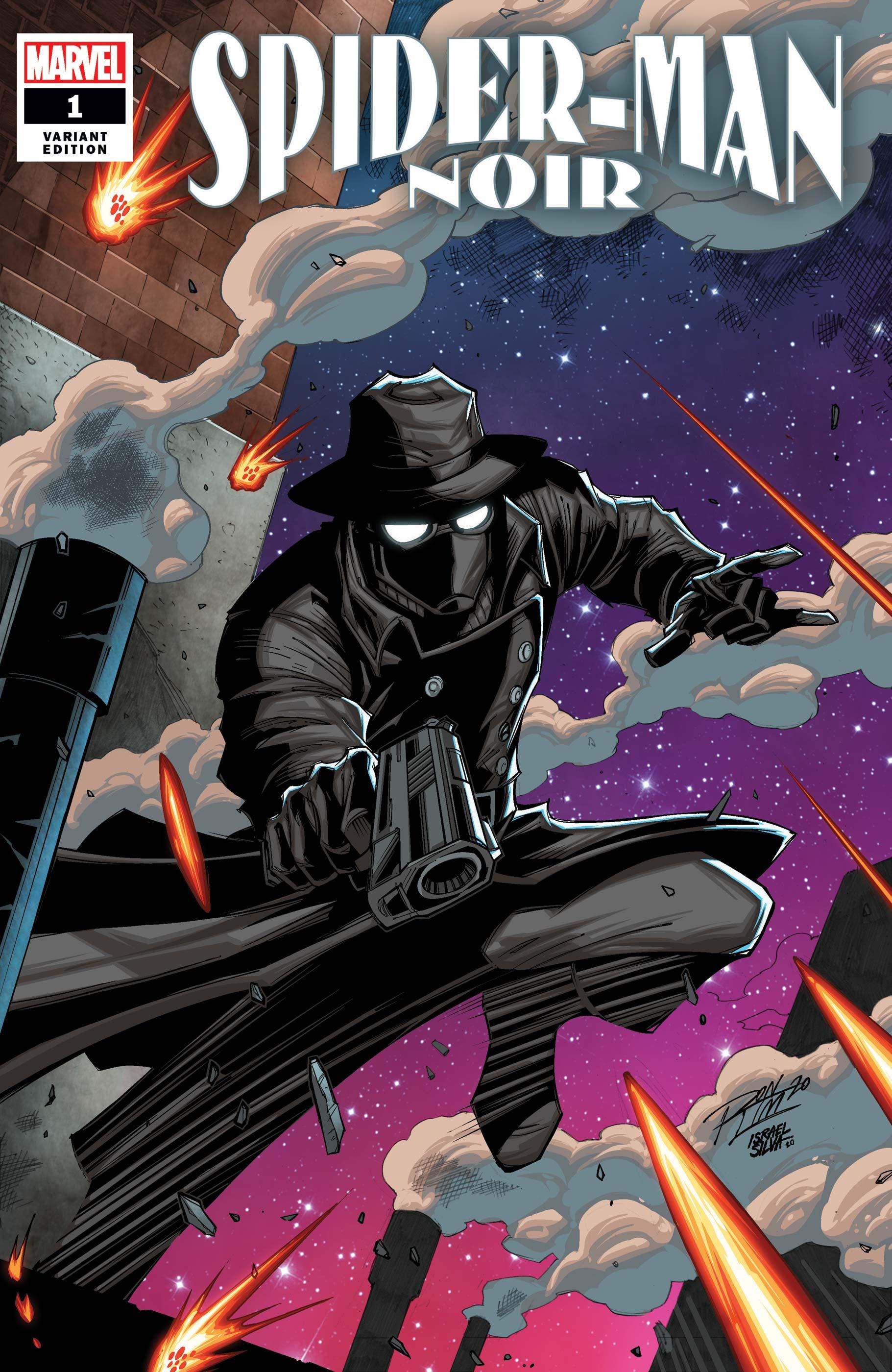 Spider-Man Noir (2020) #1 (Variant)