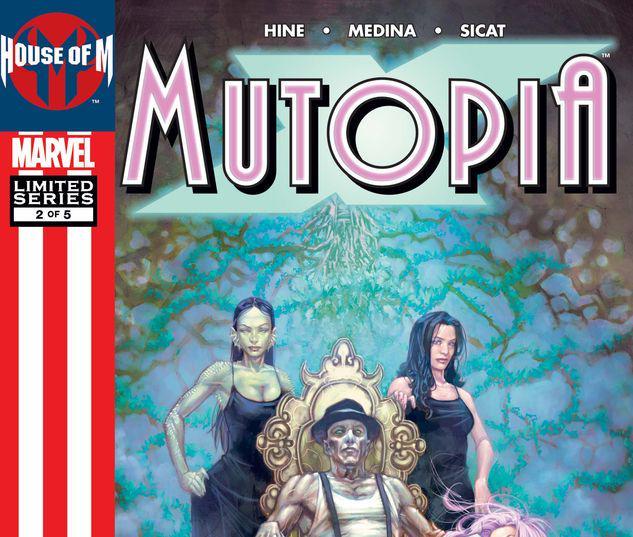 Mutopia X #2