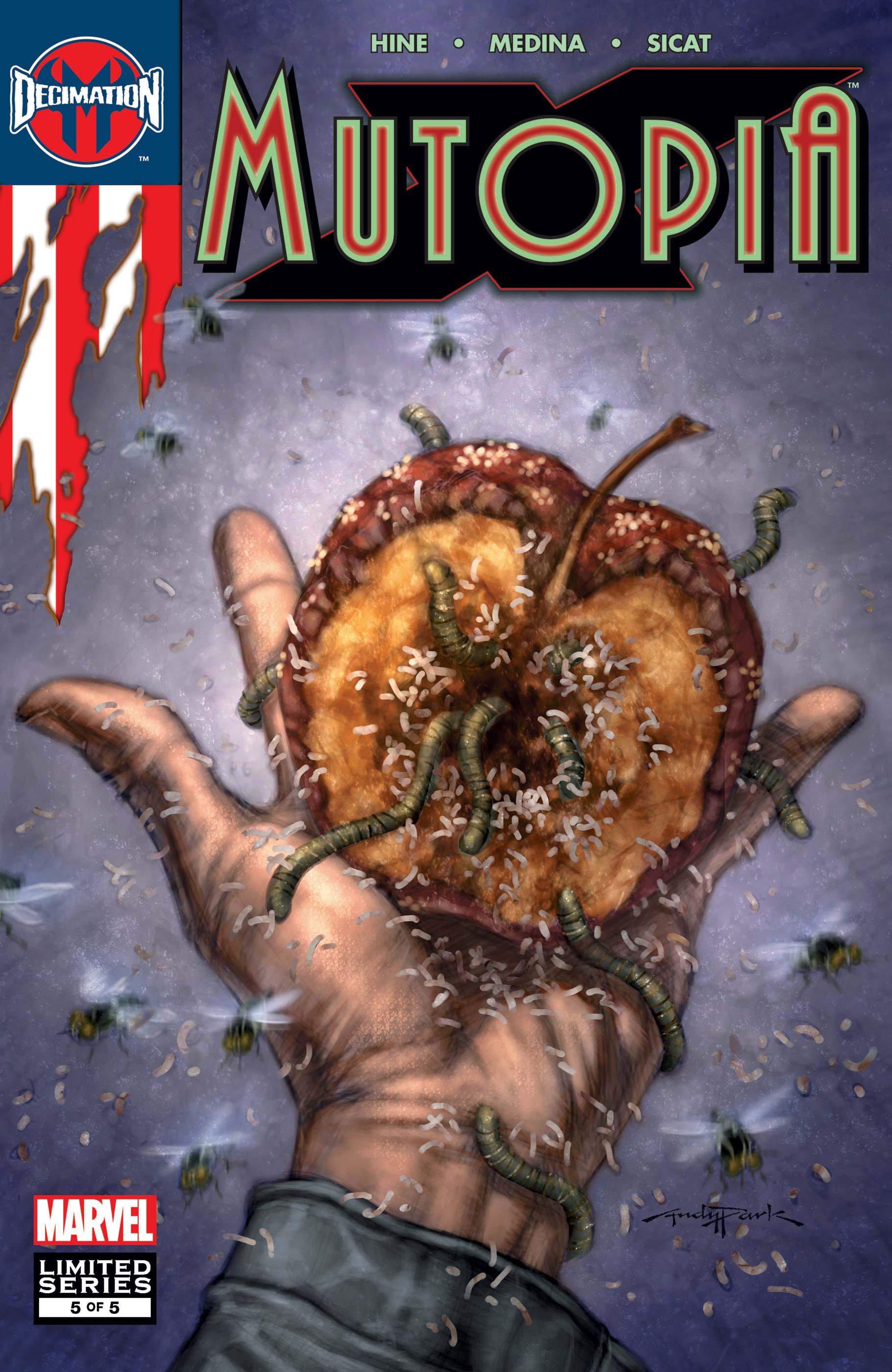 Mutopia X (2005) #5