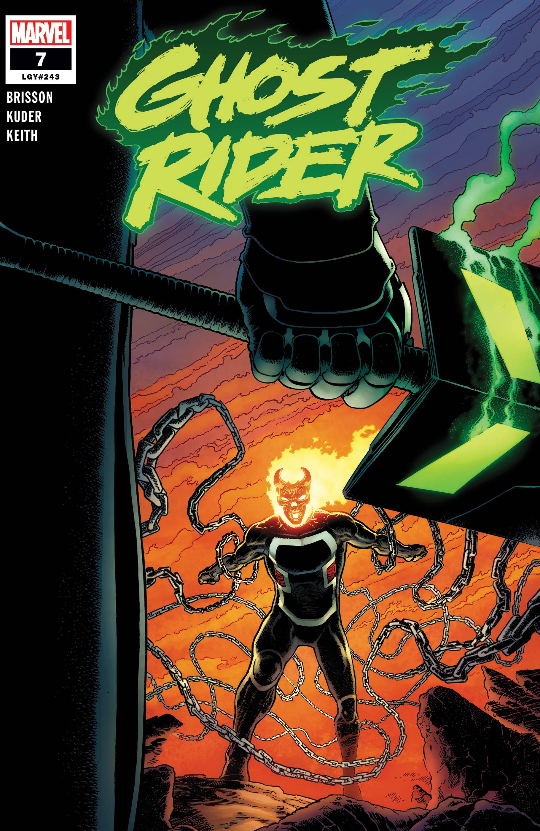 Ghost Rider (2019) #7