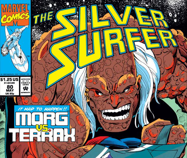 Silver Surfer #80