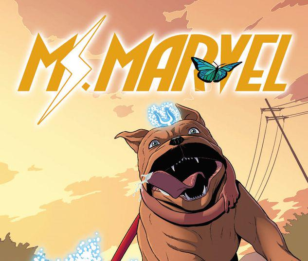 MS. MARVEL MEETS THE MARVEL UNIVERSE GN-TPB #1