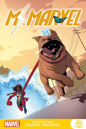 MS. MARVEL MEETS THE MARVEL UNIVERSE GN-TPB (Trade Paperback)