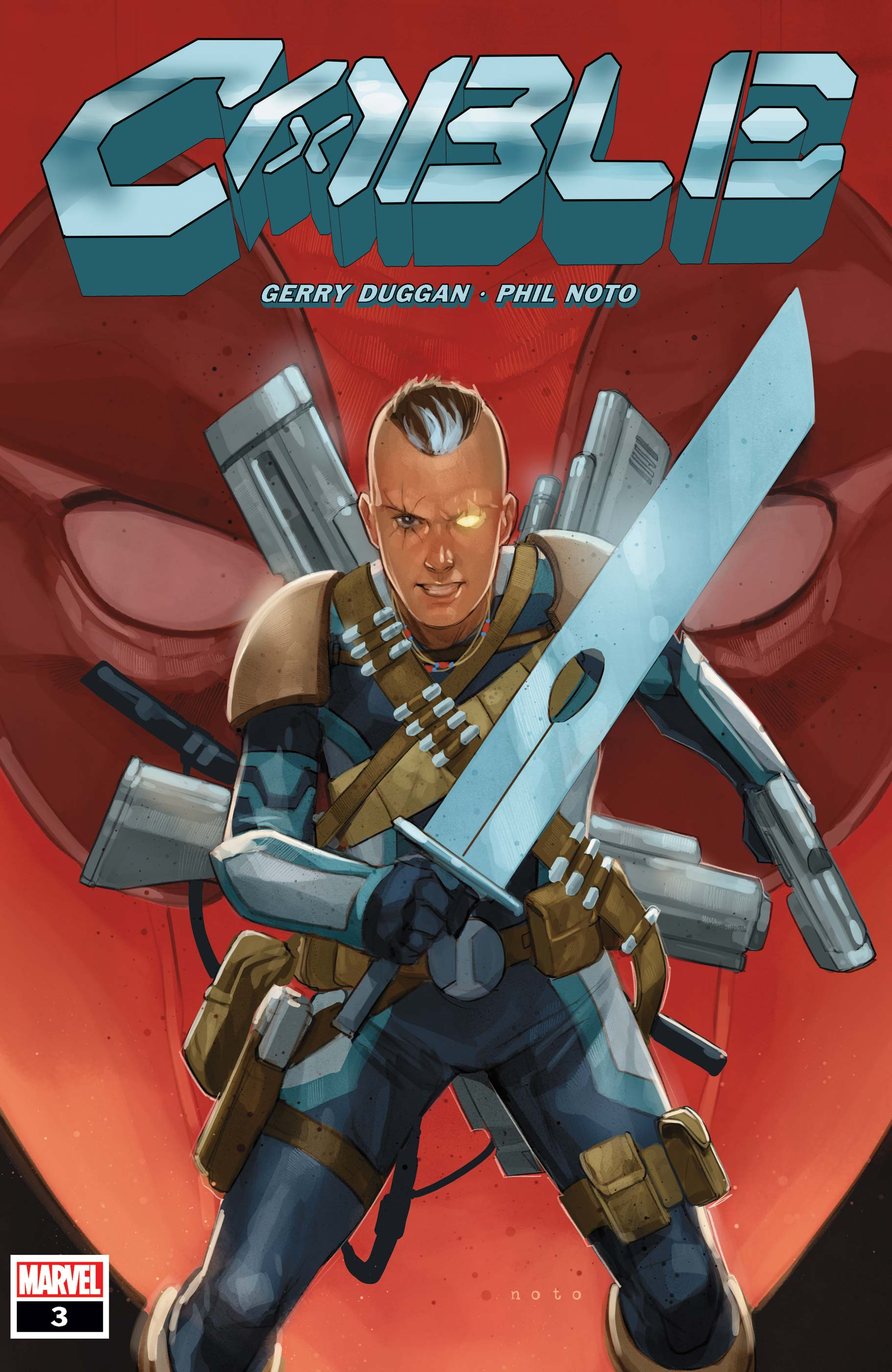 Cable (2020) #3