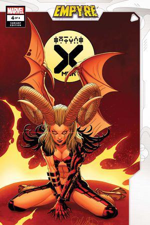 Empyre: X-Men (2020) #4 (Variant)