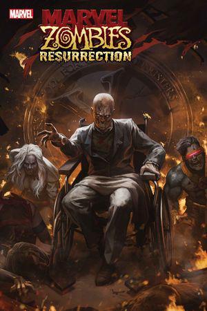 Marvel Zombies: Resurrection #4  (Variant)