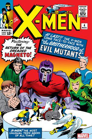 X-MEN 4 FACSIMILE EDITION (2020) #1