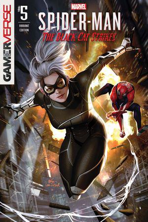 Marvel's Spider-Man: The Black Cat Strikes (2020) #5 (Variant)
