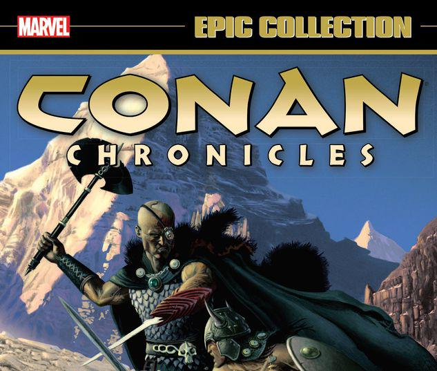 CONAN CHRONICLES EPIC COLLECTION: HORRORS BENEATH THE STONES TPB #5