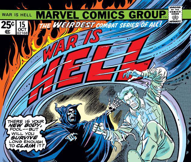 War Is Hell #15