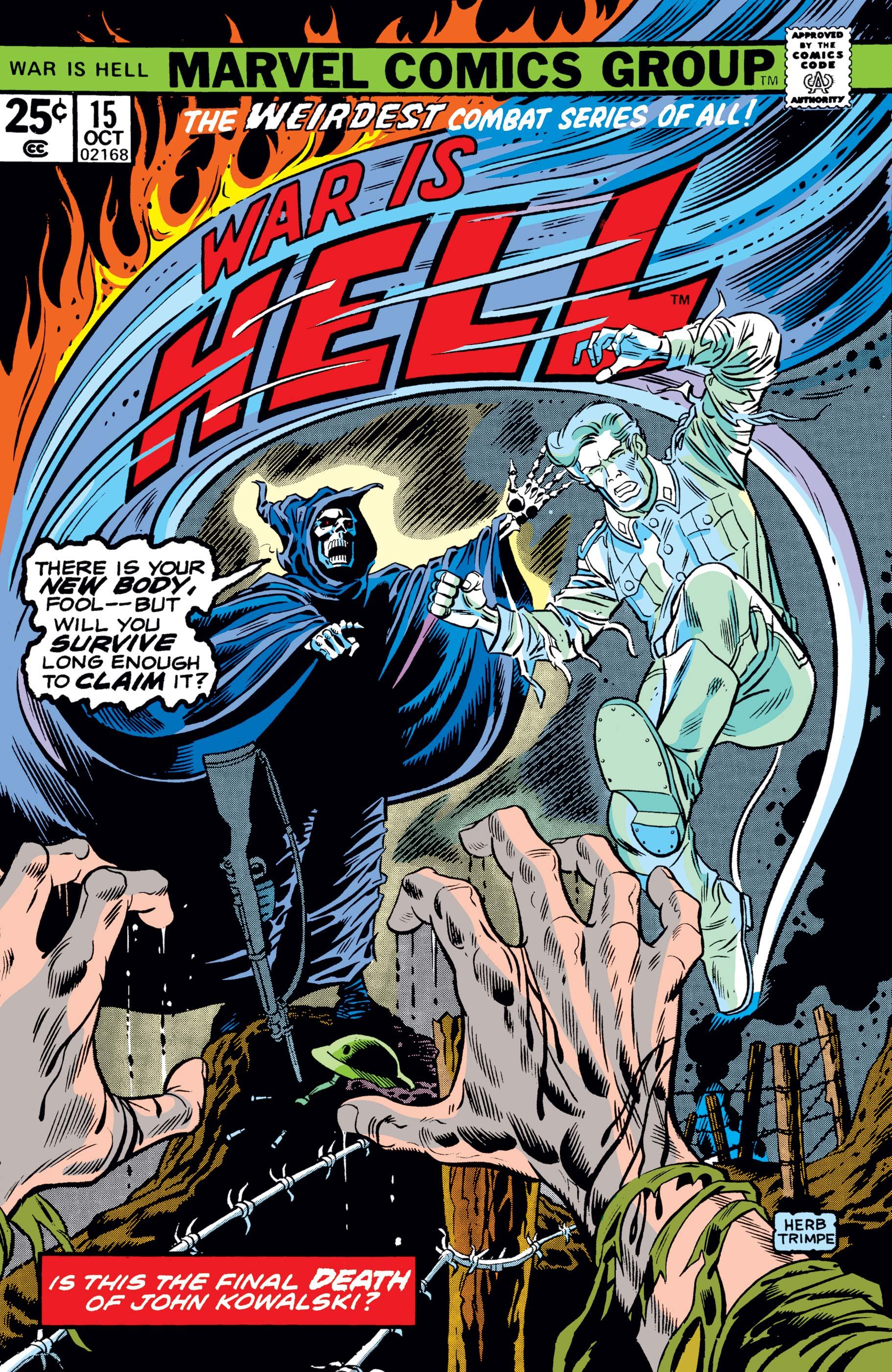War Is Hell (1973) #15