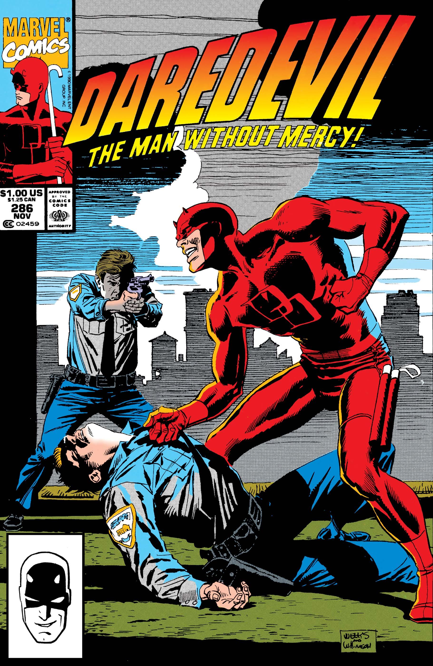 Daredevil (1964) #286
