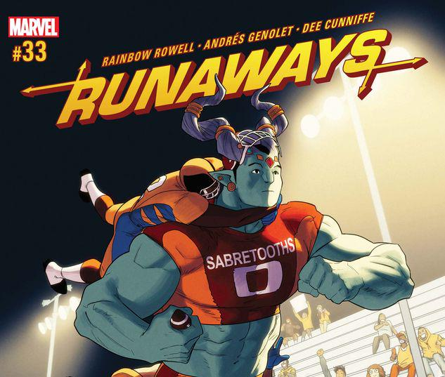 Runaways #33