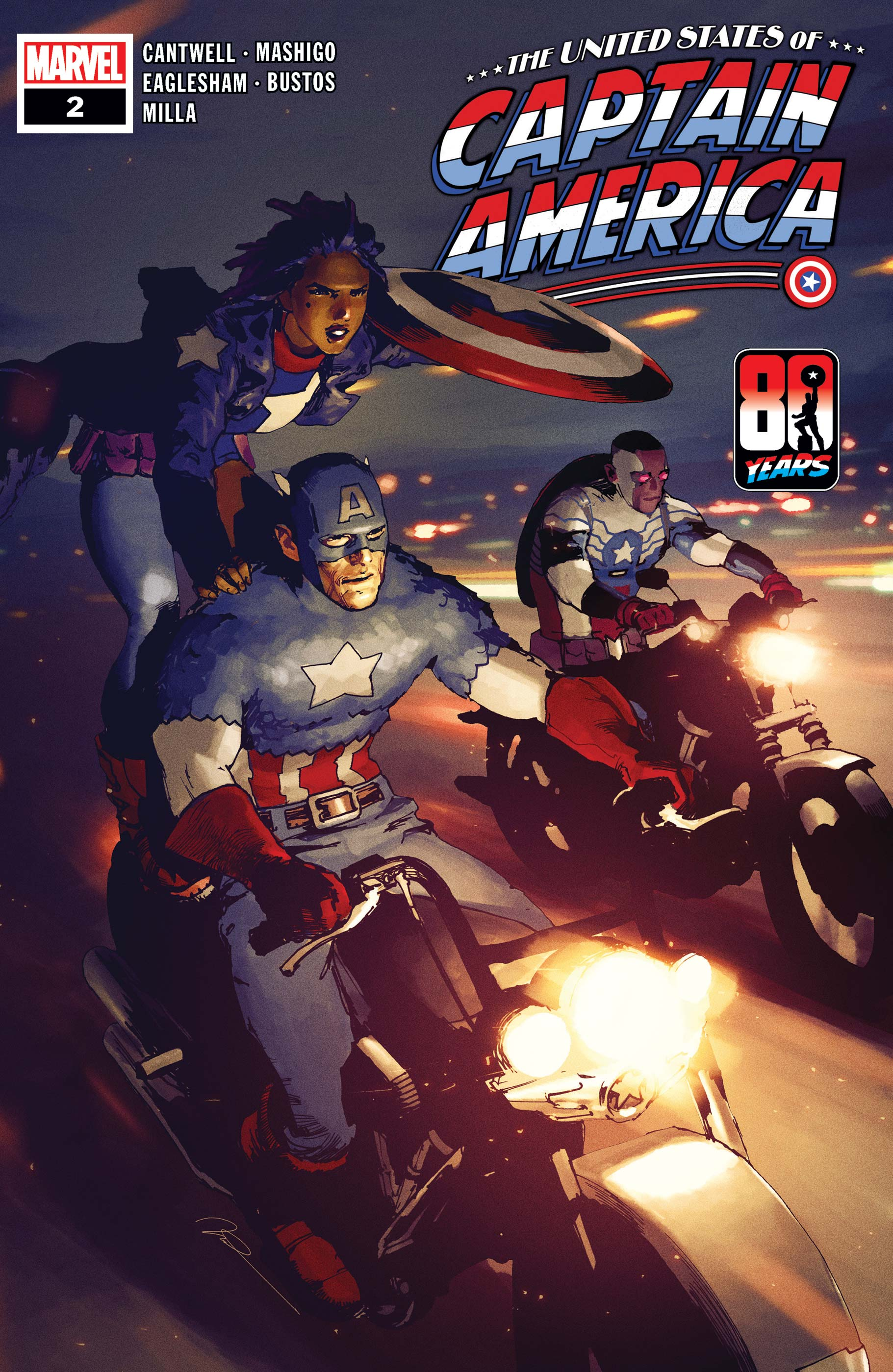 The United States of Captain America (2021) #2