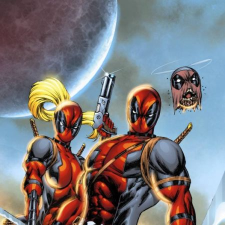 Deadpool Corps (2010) #1 (2ND PRINTING VARIANT)