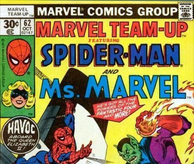 Marvel Team-Up (1972) #62
