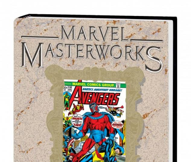 MARVEL MASTERWORKS: THE X-MEN VOL. 8 HC (VARIANT)